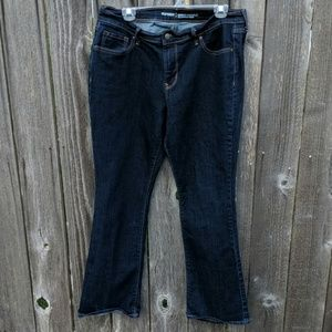 Old Navy Jeans 14 Short Curvy Profile Mid Rise